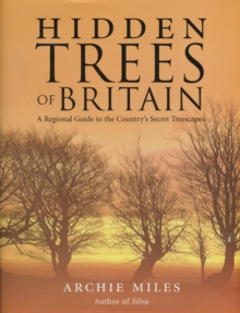Hidden Trees of Britain, Hardback Book