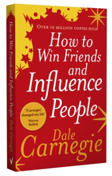 How to Win Friends and Influence People, Paperback Book