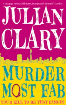 Murder Most Fab, Paperback Book