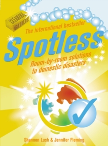 Spotless : Room-by-Room Solutions to Domestic Disasters, Paperback Book