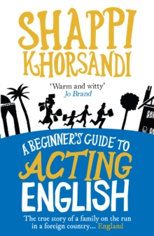 A Beginner's Guide To Acting English, Paperback Book