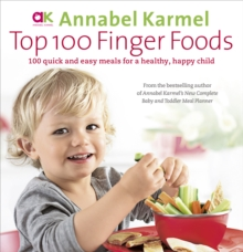 Top 100 Finger Foods, Hardback Book