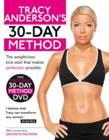 Tracy Anderson's 30-Day Method, Paperback / softback Book