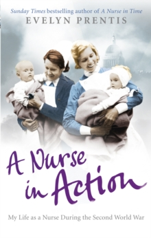 A Nurse in Action, Paperback Book
