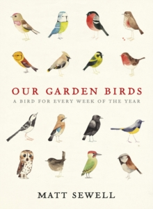 Our Garden Birds, Hardback Book