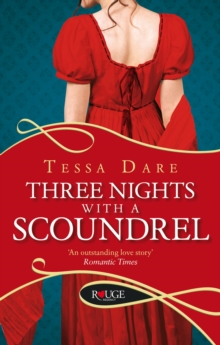 Three Nights With a Scoundrel: A Rouge Regency Romance, Paperback Book