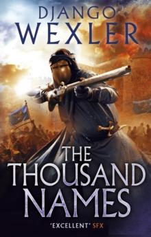 The Thousand Names, Paperback Book