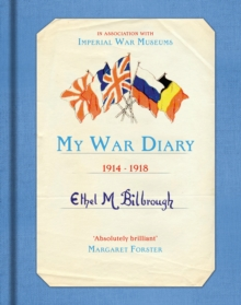 My War Diary 1914-1918, Hardback Book