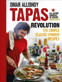 Tapas Revolution, Hardback Book