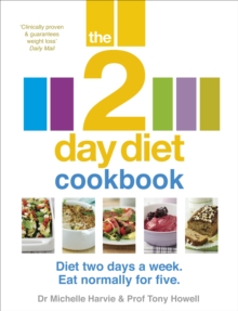 The 2-Day Diet Cookbook, Paperback / softback Book