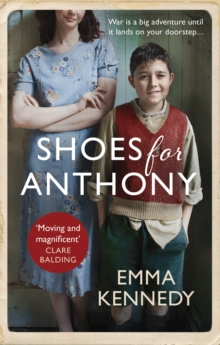 Shoes for Anthony, Paperback Book