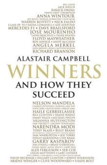 Winners : And How They Succeed, Hardback Book