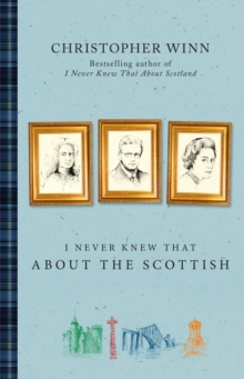 I Never Knew That About the Scottish, Paperback / softback Book