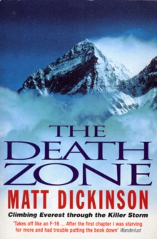 Death Zone, Paperback Book