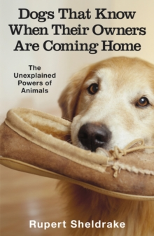 Dogs That Know When Their Owners are Coming Home : And Other Unexplained Powers of Animals, Paperback Book