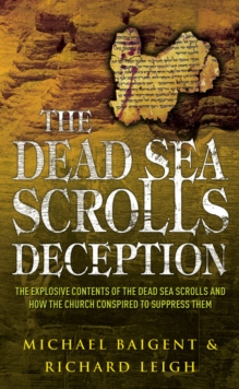 The Dead Sea Scrolls Deception, Paperback / softback Book