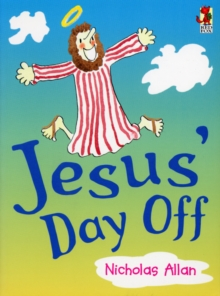 Jesus' Day Off, Paperback / softback Book