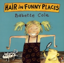 Hair in Funny Places, Paperback Book