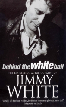 Behind The White Ball, Paperback Book