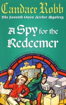 A Spy for the Redeemer, Paperback Book