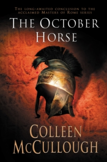 The October Horse, Paperback / softback Book