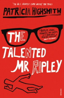 The Talented Mr Ripley, Paperback / softback Book