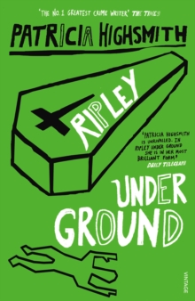 Ripley Under Ground, Paperback Book