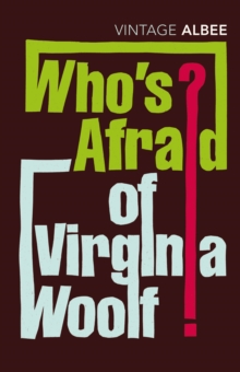 Who's Afraid Of Virginia Woolf, Paperback Book