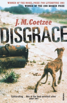 Disgrace, Paperback Book