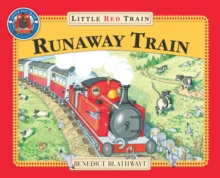 The Little Red Train: The Runaway Train, Paperback Book