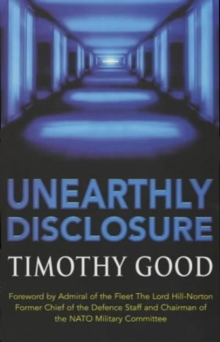 Unearthly Disclosure, Paperback / softback Book