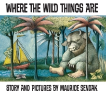 Where The Wild Things Are, Paperback / softback Book