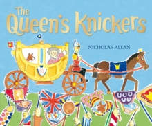 The Queen's Knickers, Paperback / softback Book