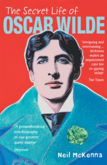 The Secret Life of Oscar Wilde, Paperback Book