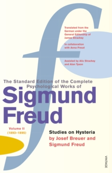 Complete Psychological Works of Sigmund Freud, The Vol 2, Paperback Book