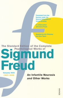 Complete Psychological Works of Sigmund Freud, The Vol 17, Paperback Book