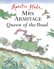 Mrs Armitage Queen of the Road, Paperback Book