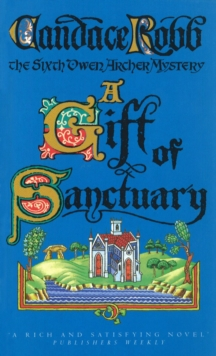 A Gift of Sanctuary, Paperback Book