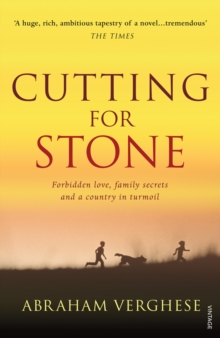 Cutting For Stone, Paperback Book