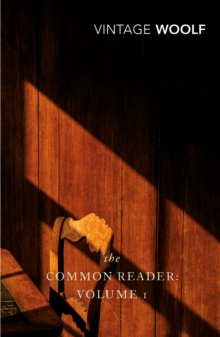 The Common Reader: Volume 1, Paperback / softback Book