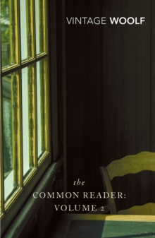 The Common Reader: Volume 2, Paperback / softback Book