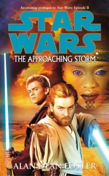 Star Wars: The Approaching Storm, Paperback Book
