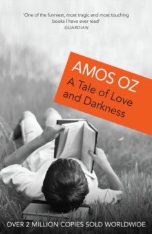 A Tale Of Love And Darkness, Paperback Book