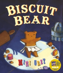 Biscuit Bear, Paperback Book