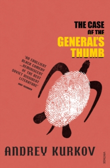 The Case Of The General's Thumb, Paperback Book