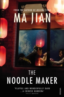 The Noodle Maker, Paperback / softback Book