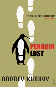 Penguin Lost, Paperback Book