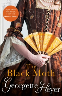 Black Moth, Paperback Book