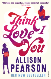 I Think I Love You, Paperback Book