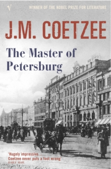 Master Of Petersburg, Paperback / softback Book